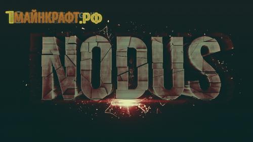 Нодус для майнкрафт 1.5.2 (Nodus)