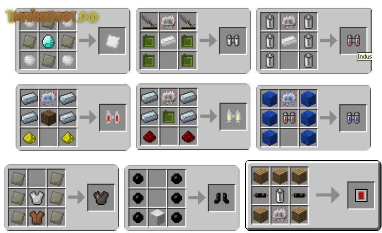 майнкрафт вики industrial craft 2