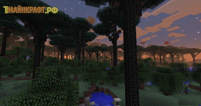 скачать мод на сумеречный лес для майнкрафт 1.7.10 майнкрафт инсайд #1