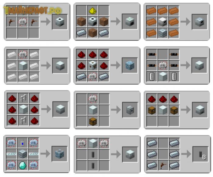 Скачать Zombie Mod для Minecraft 1.6.4