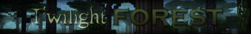 Сумеречный лес на майнкрафт 1.7.10 - Twilight Forest