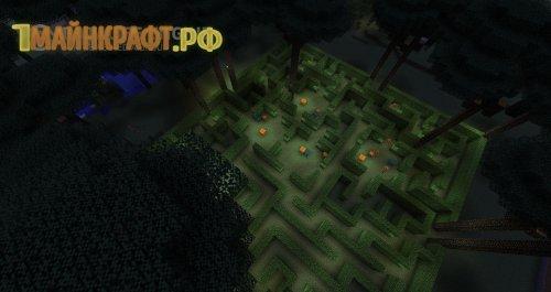 Twilight Forest сумеречный лес на minecraft 1.5.2