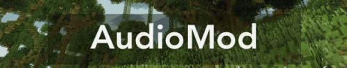 Audiomod для майнкрафт 1.5.2 (Аудиомод)
