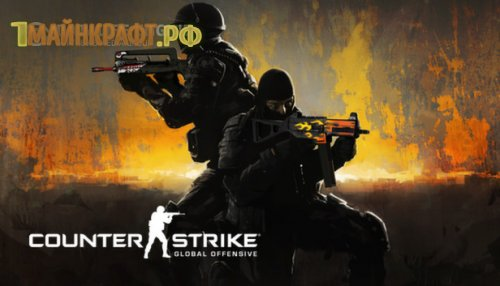Карта Counter Strike go (De Dust_2) для майнкрафт