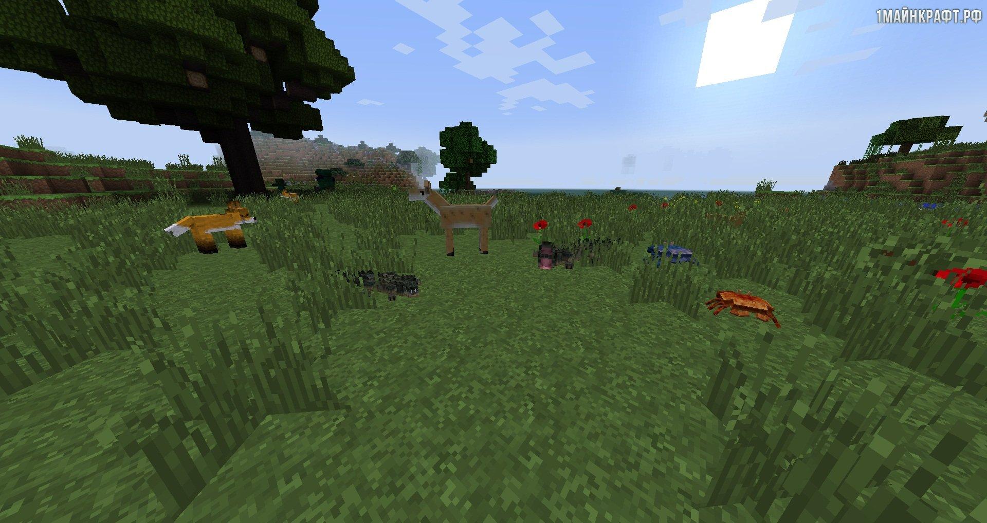 Скачать все для minecraft (майнкрафт) карта на прохождение ...