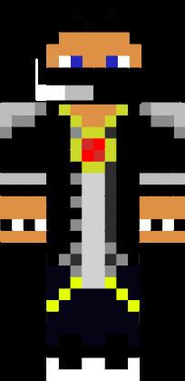 Скин Мистика для minecraft (Mistik31)