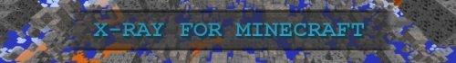 XRay mod для minecraft 1.8.8