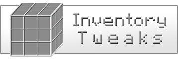 Мод Inventory Tweaks для майнкрафт 1.9 - порядок в инвентаре