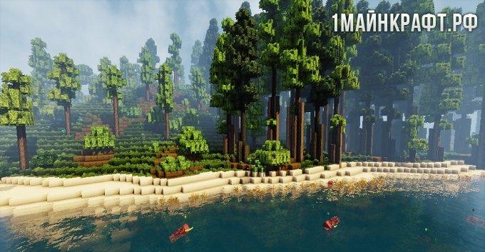 RPG Сборка minecraft 1.5.2 (44Mods)