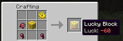 скачать мод на лаки блоки для майнкрафт 1.8