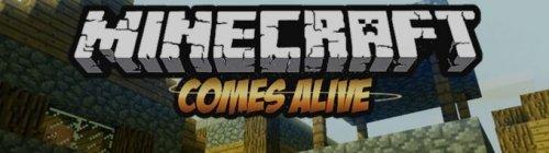 Мод Minecraft Comes Alive для майнкрафт 1.9