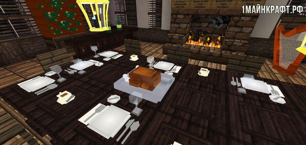 Скачать мод DecoCraft для Майнкрафт 1.7.10 бесплатно ...