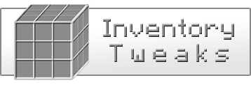 Мод Inventory Tweaks для майнкрафт 1.9.4