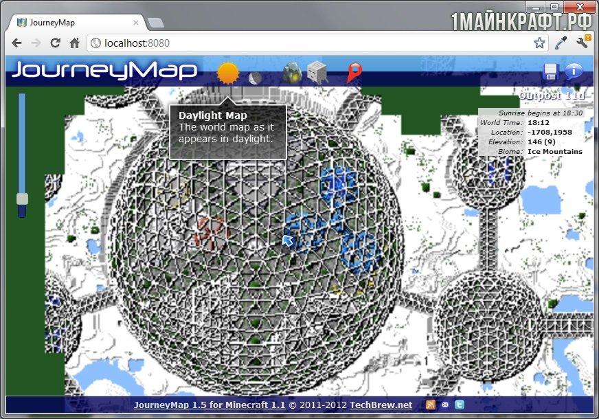 карты майнкрафт 1 8 9 мини играми