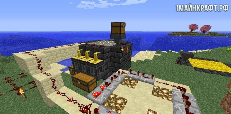 скачать мод tinkers construct для minecraft 1 8