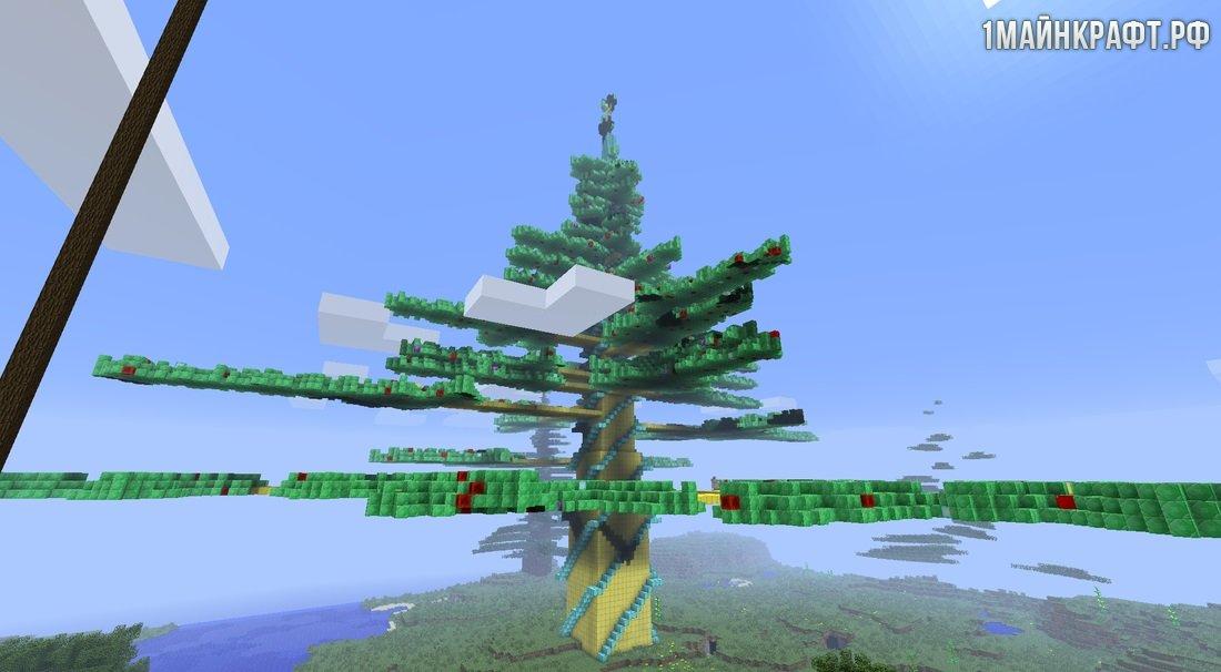 Скачать OreSpawn Mod для Minecraft [1.6.2]