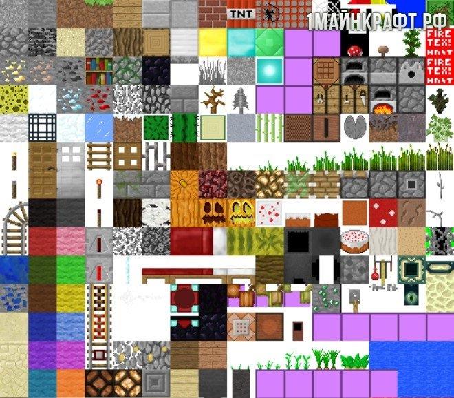 скачать текстур пак faithful для майнкрафт 1.10.2 бесплатно