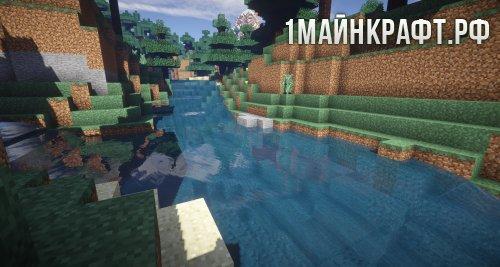 Мод Streams для minecraft 1.9.4