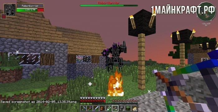 скачать мод ore spawn для minecraft 1.8 #10