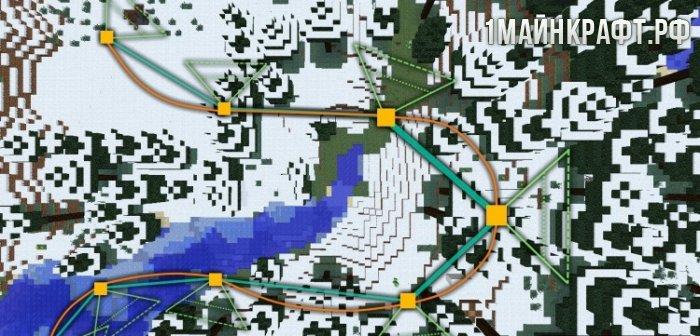 Мод на майнкрафт 1.10.2 на камеры наблюдения