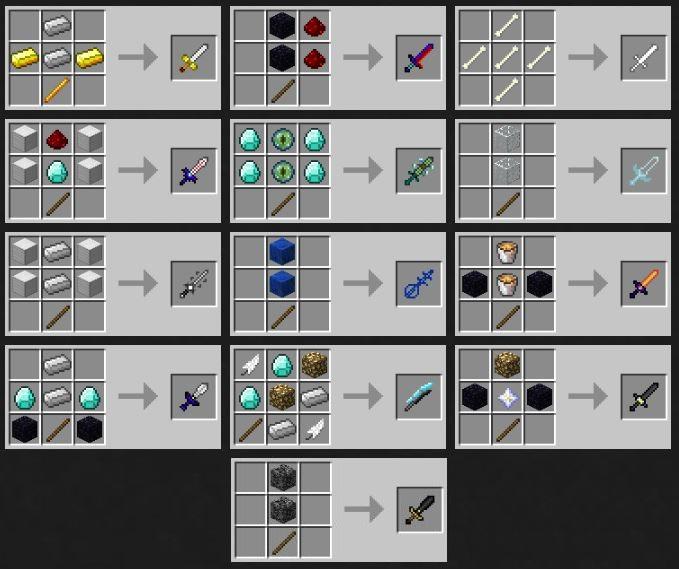 Как сделать мечи световые фото 547