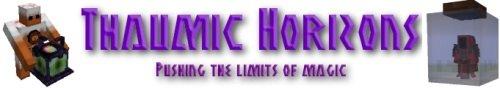 Мод Thaumic Horizons для майнкрафт 1.7.10