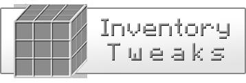 Мод Inventory Tweaks для майнкрафт 1.8 - порядок в инвентаре