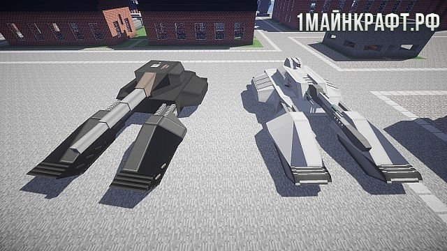 Моды для майнкрафт 1.7.2 на современную военную технику