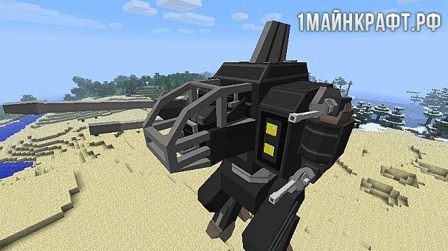 minecraft 1.7.10 моды на технику #6