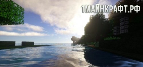 Реалистичные текстуры для майнкрафт 1.10.2 - Realistic Adventure