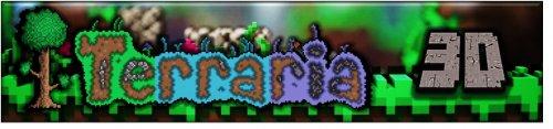 Мод Terraria 3D для майнкрафт 1.7.10