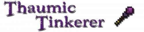 Мод Thaumic Tinkerer для майнкрафт 1.8