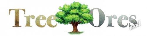 Мод TreeOres для майнкрафт 1.7.10