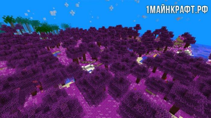 Galacticraft planets mod для minecraft 1.7.10