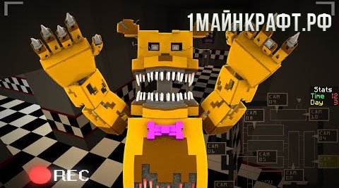 ����� Five Nights At Freddy�s 3 ��� ��������� 1.8.9