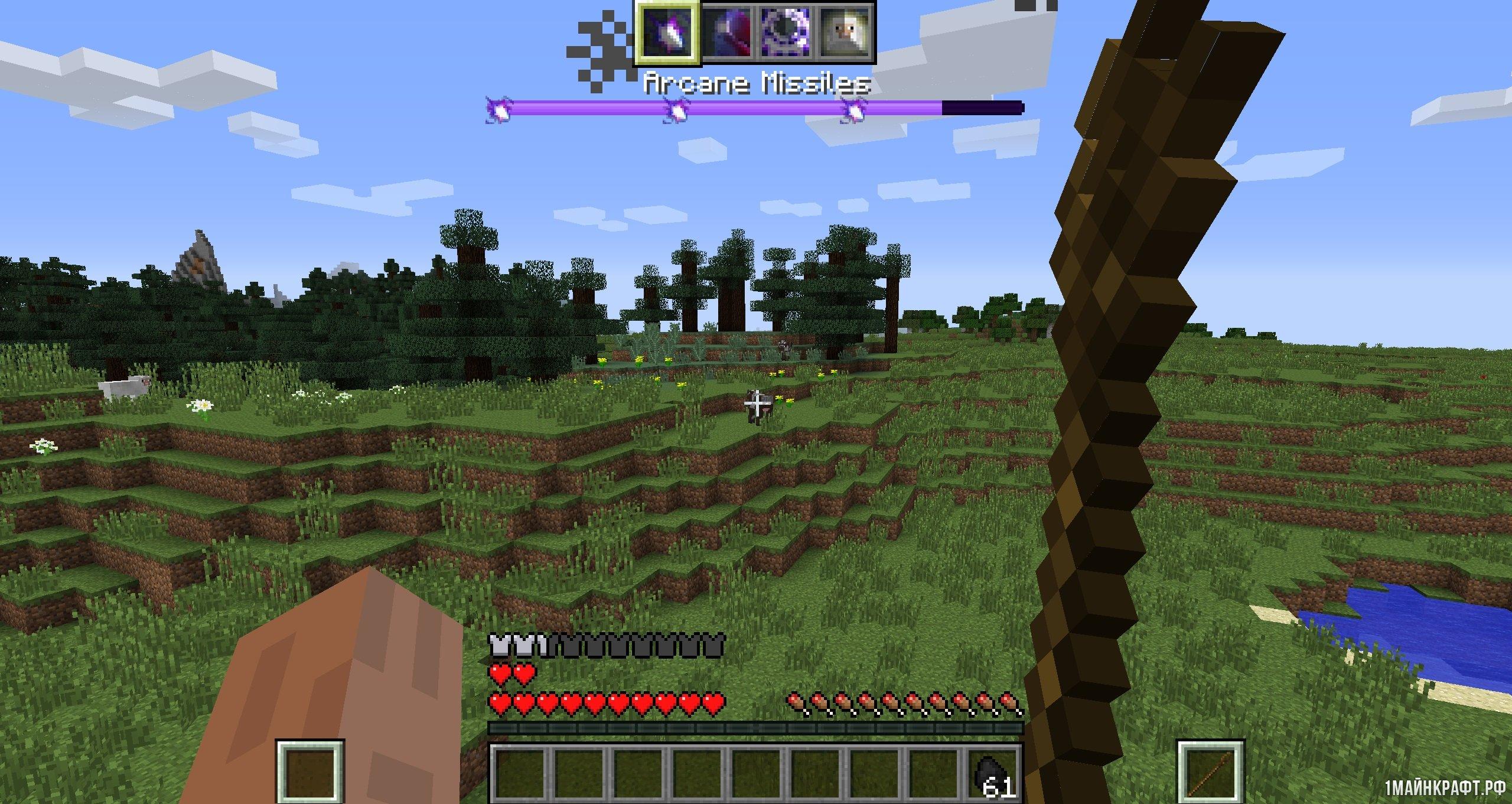 Скачать Pixelmon Mod для Minecraft [1.7.10]