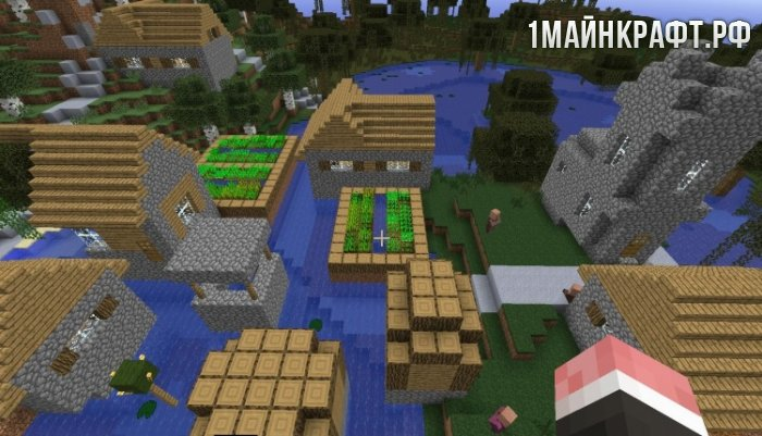 ��� Mo� Villages by Pigs_FTW  ��� ��������� 1.7.10