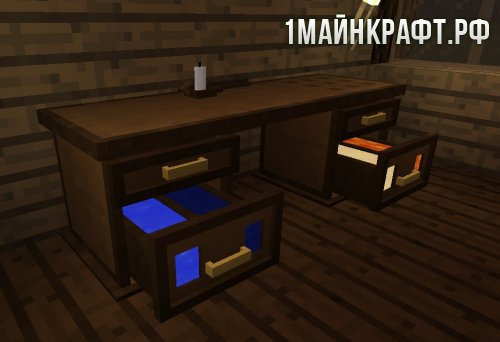 Мод Bagelsmore: The Return для Майнкрафт 1.10.2