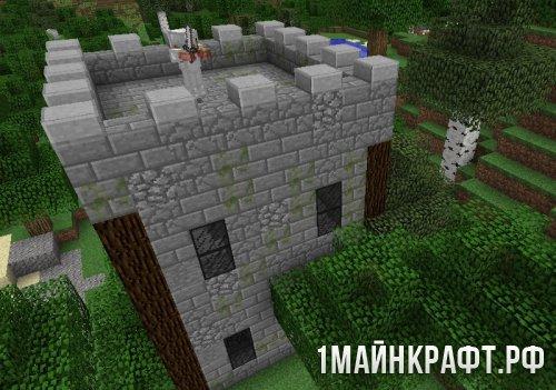 Мод Dungeon Tactics для Майнкрафт 1.10.2