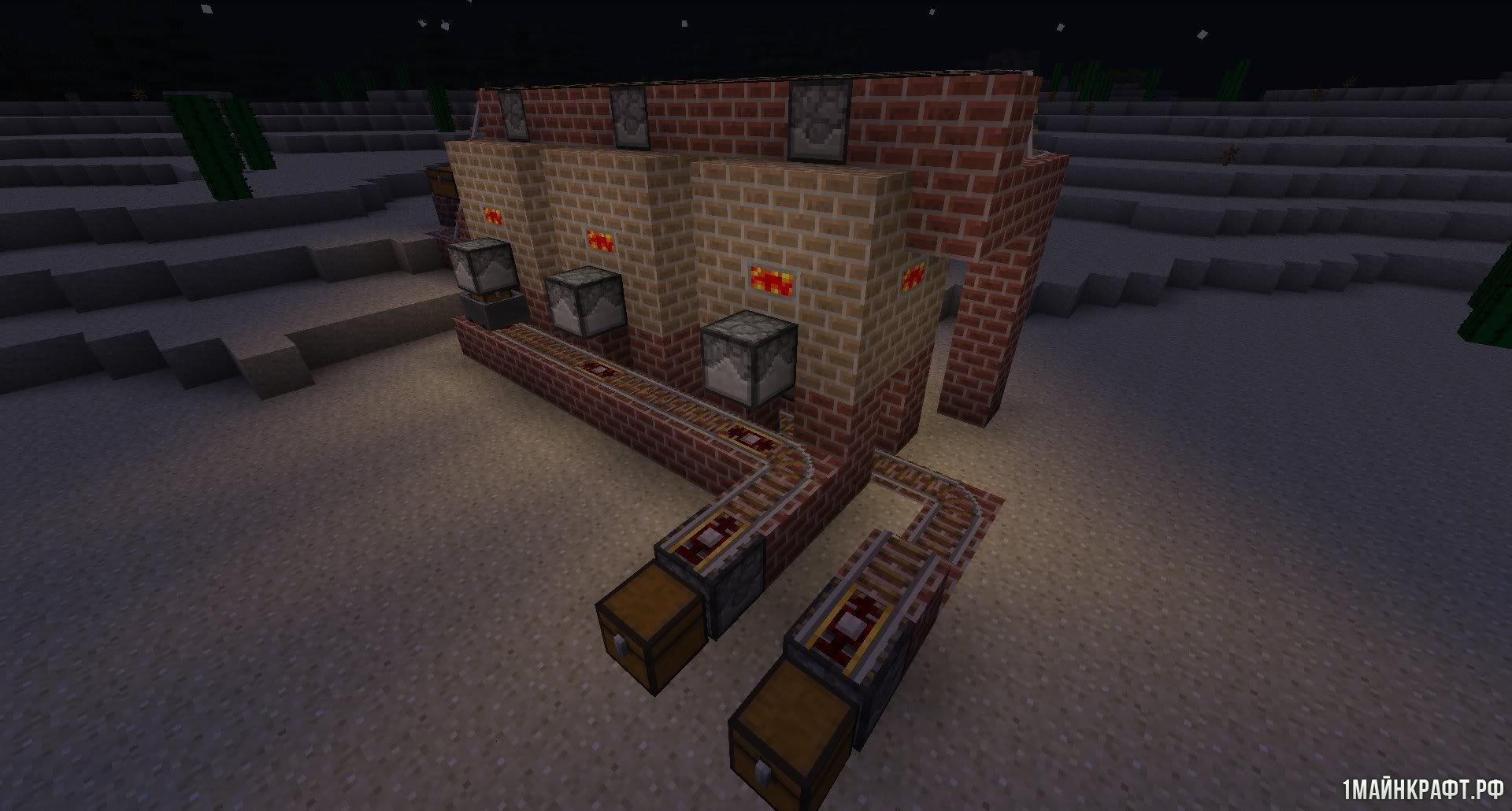 скачать мод на новые рельсы для minecraft 1.6.4 #5