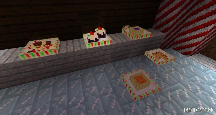 рождественский mod minecraft 1.7.10 #11