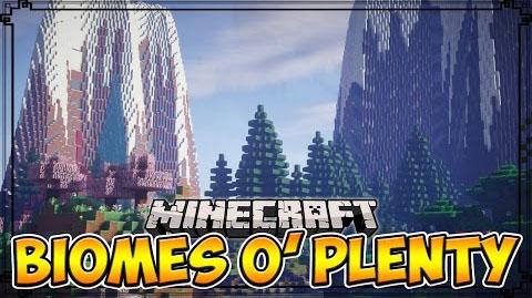 Мод Biomes O' Plenty для Майнкрафт 1.11