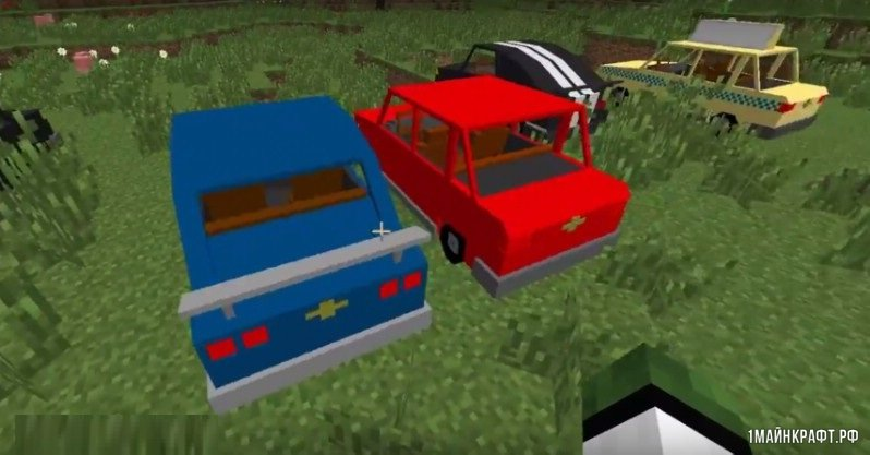 Скачать моды на машины на майнкрафт 1710 из видео нейзи