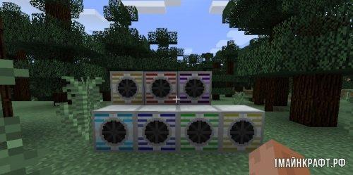Мод Water Power для Майнкрафт 1.10.2