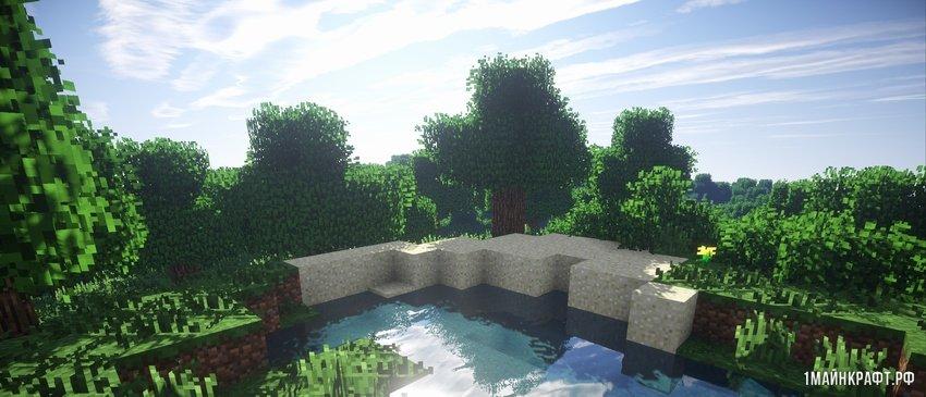 Мод better foliage для майнкрафт 1.7.10