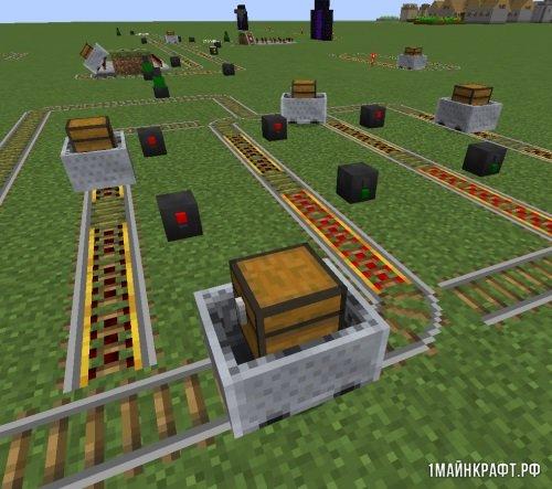 Мод Signals для Майнкрафт 1.10.2