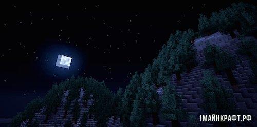 Мод Stellar Sky для Майнкрафт 1.11.2