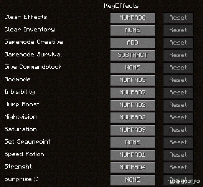 скачать keystrokes mod 1.11.2 бесплатно