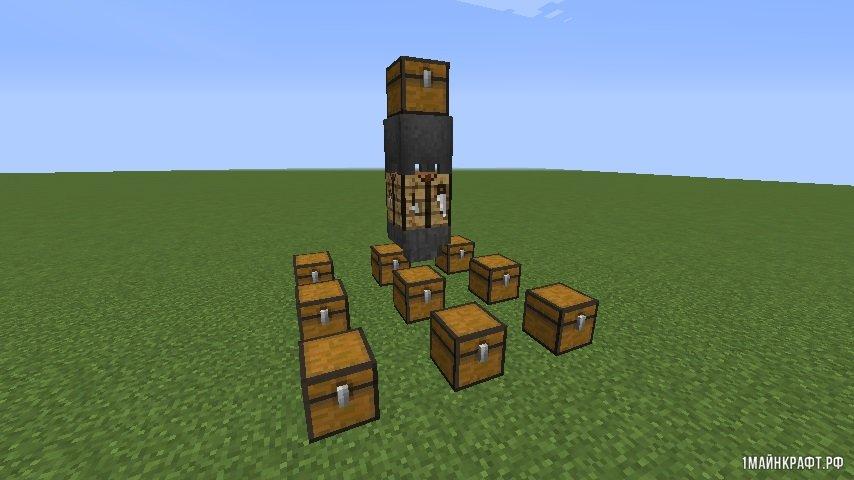 Скачать моды на Майнкрафт 1.10.2, Minecraft 1.10.2