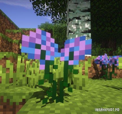 Мод Plants для Майнкрафт 1.11.2